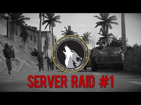 [21MID] Server Raid #1 - Kokan Insurgents (Full Round)