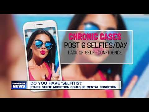 New Study Shows Selfie Addiction Could Be A Mental Addiction