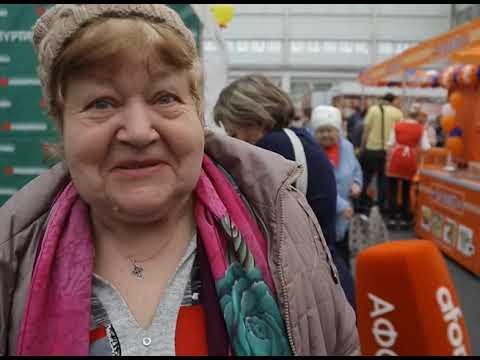 В Красноярске прошла Краевая ярмарка продуктов