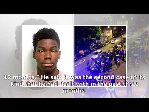 London teenager jailed for 10 years over moped acid attacks