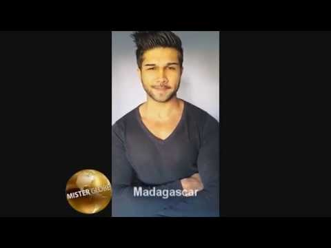 Mister Globe 2015 - Profiles - Madagascar