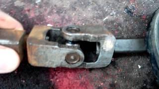 Рульдік карданчик пассат б3