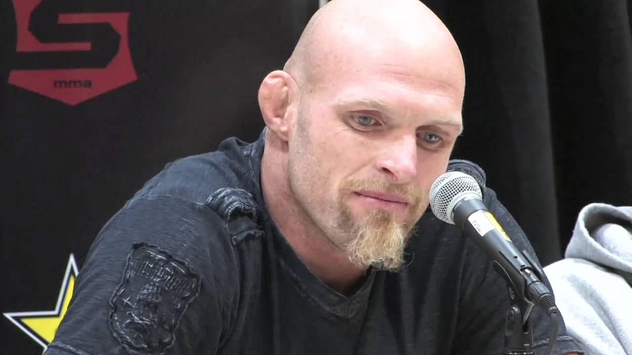 keith jardine pre fight that 39 s what i do i 39 m a fighter