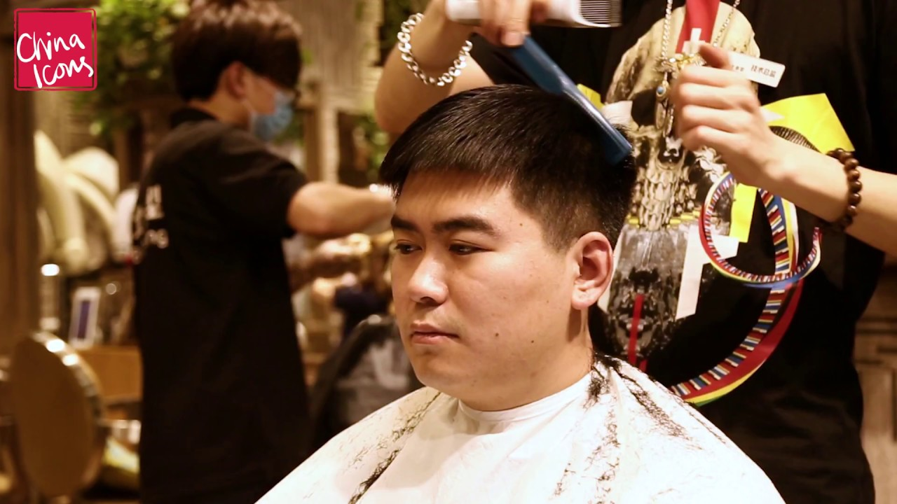 Chinas Traditional National Hair Cut Day A China Icons Video