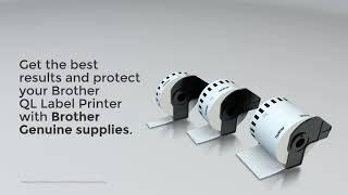 Brother QL-800 High-speed, Professional Label Printer