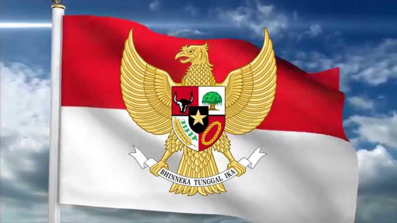 Lagu Indonesia Raya dengan Text - YouTube