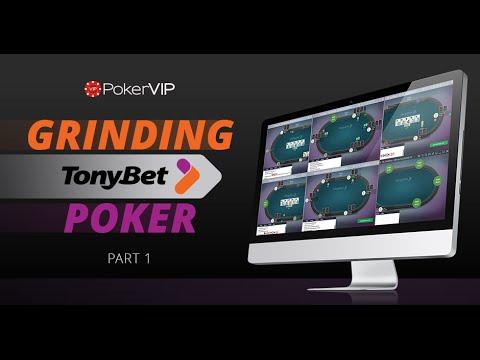How To Beat Poker: TonyBet Part 1