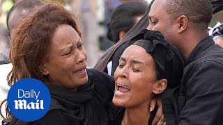 Relatives of Ethiopian Airlines tragedy mourn family at crash site