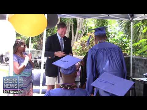 CARE Learning Centre Graduation Ceremony, June 14 2016