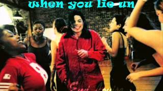 Michael jackson karaoke Threatened with lyrics Maker : Oumaima Sybra
