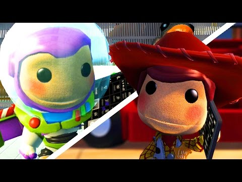 I'M AT SWOOP - Toy Story - LittleBigPlanet 3 Animation - I'm at Soup Parody