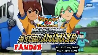 [FANDUB] Inazuma Eleven: GO TCG TV-CM Arion VS Fey
