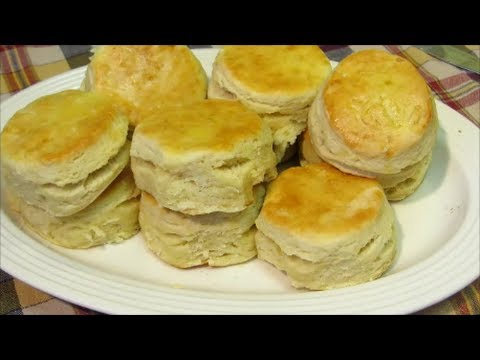 Homemade Biscuits from Scratch