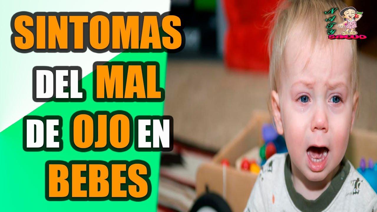 Como saber si tiene mal de ojo un bebe