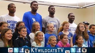 Kentucky Wildcats TV: Kentucky Men