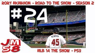 MLB 14: Road to the Show - Rookie of the Year - [Ep 24]
