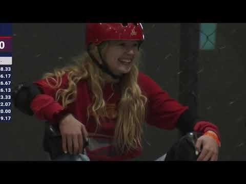 Bombette Martin British Skateboarding Championships