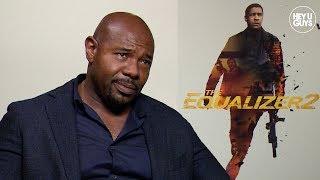 Antoine Fuqua On The Equalizer 2, Marvel & James Bond