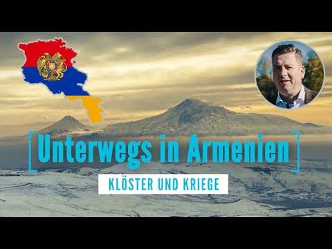 Unterwegs in Armenien - Klöster und Kriege