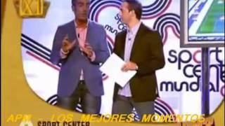 APM - Mundial 06 - Desmayo en directo