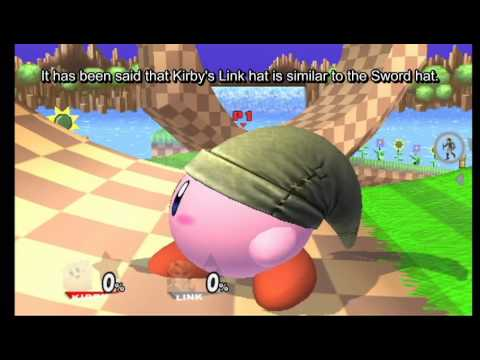 Kirby's Copy Abilities and Hats – History and Trivia in Super Smash Bros. Brawl