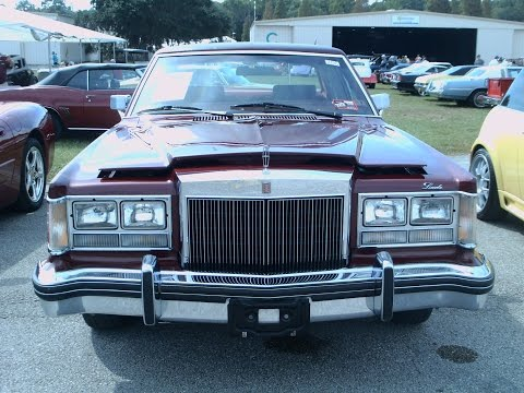 1978 Lincoln Versailles Four Door Sedan Maroon LakelandLinder111116