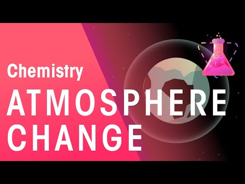 How Has The Atmosphere Changed | Chemistry for All | FuseSchool