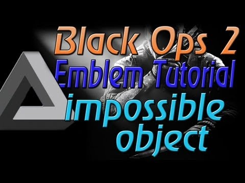 Black Ops 2 Emblem: Impossible Object