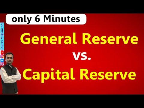 General Reserve vs