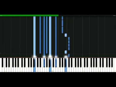 Perfect Circle  Judith Piano Tutorial Synthesia  passkeypiano