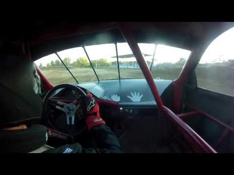 Fayette County Speedway Hornet Heat Race 8-6-16