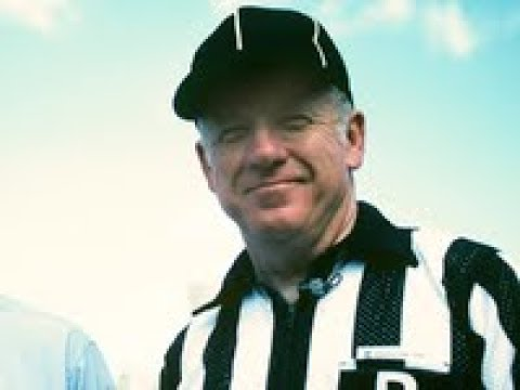 Longtime NFL referee 'Red' Cashion passes away