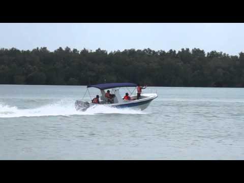AZ MARINE CENTRE TARPON BOAT SEA TRY