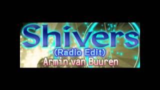 Shivers (Radio Edit) [DDR Version] - Armin van Buuren