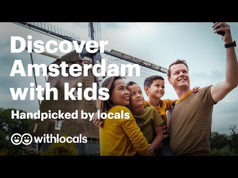 36 Family Friendly Things to Do in Amsterdam