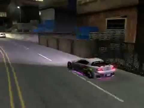 เกม Need For Speed แข่งรถกัน