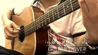 Thái Bình mồ hôi rơi guitar cover