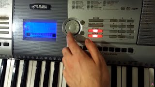 Yamaha PSR-295 Voices (Musical Instruments)