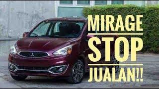 Mitsubishi Stop Jualan Mirage!! Why? | otomotifmagz.com