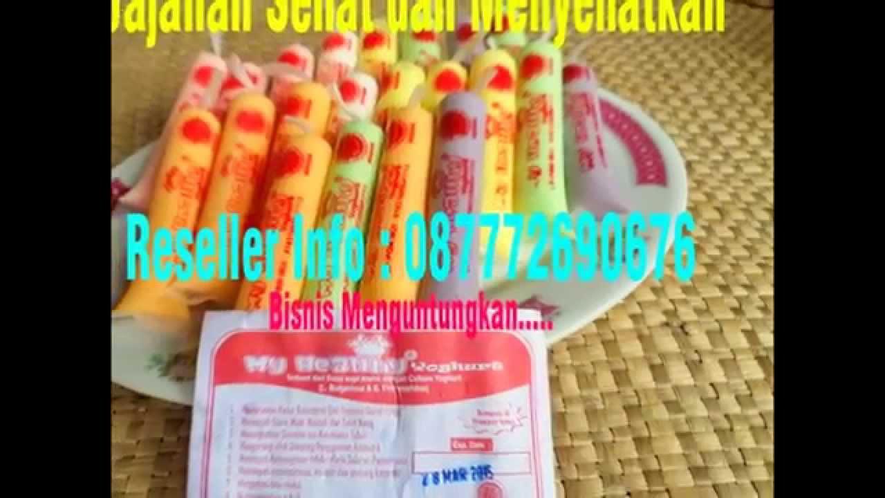 087772690676 - My Healthy Yoghurt Serang - YouTube