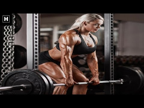 Donna Murphy: Most Shredded British Female Bodybuilder | Workout Motivation