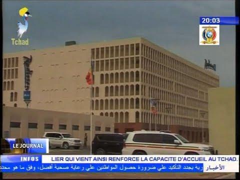 DEVELOPPEMENT TOURISTIQUE -  Inauguration de l'hotel Radisson Blu Ndjamena