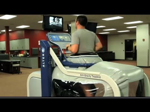 AlterG: The Game Changer