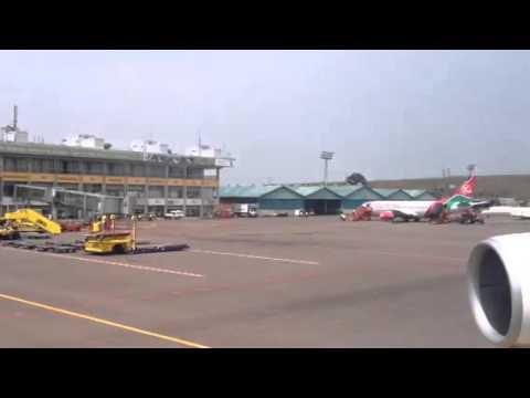 Entebbe Airport Uganda