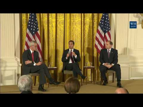 Cabinet Secretaries Armchair Discussion on Vets