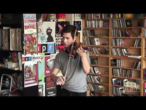 Charlie Siem: NPR Music Tiny Desk Concert