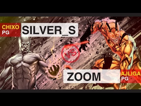 Silver Surfer (Marvel) VS Zoom (DC) [BATTLE RAP]