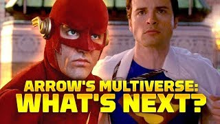 Arrow is Bringing Back the '90s Flash: Is Smallville Next?
