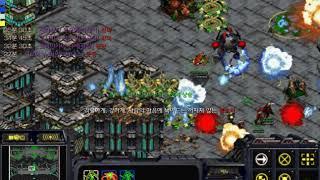 스타크래프트 과전류 유즈맵 - 아이마스 과전 [365 시점 플레이]