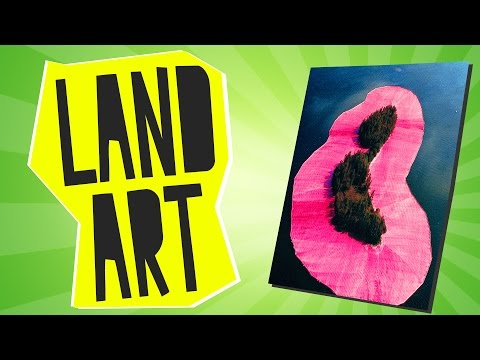 Land Art - Historia del Arte - Educatina